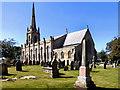 SD4232 : St Michael's Parish Church, Kirkham by David Dixon