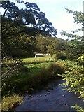 SD9927 : Towards the cricket ground, Hebden Bridge by hayley green