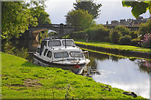 SD4867 : Lancaster Canal, Bolton-le-Sands by Ian Taylor