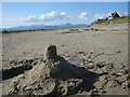 SH5628 : Welsh Castle by Michael Westley