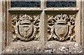TG0610 : All Saints, Welborne - Exterior detail by John Salmon