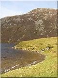 NN9874 : Loch Loch and Beinn a' Ghlo by Richard Webb