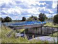 SD7404 : Moss Lane Bridge by David Dixon