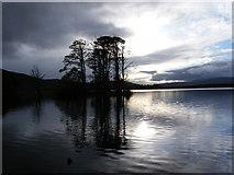 NH9617 : Loch Mallachie by Kirsty Murfitt