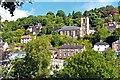 SJ6703 : Ironbridge Village by Paul Buckingham