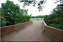 TQ2172 : Capital Ring crosses Beverley Brook by N Chadwick
