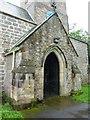 NZ1616 : St Mary's Parish Church, Gainford, Porch by Alexander P Kapp