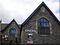 NY3704 : Zeffirelli's Cinema by the park, Ambleside by Peter S