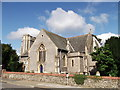 TQ4266 : Holy Trinity Church, Bromley by David Anstiss
