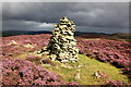 SD2690 : Summit Cairn, Yew Bank by Rob Noble