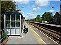 SK8975 : Platform 2 by Richard Croft