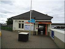 TQ2182 : Willesden Junction railway station by Stacey Harris
