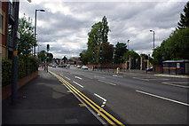 SP0583 : Bristol Road, Bournbrook, near Birmingham University's South Gate by Phil Champion