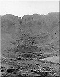 SH6459 : Cwm Idwal - Easter 1959 by M J Richardson