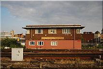 TQ2775 : Clapham Junction B signal box by N Chadwick