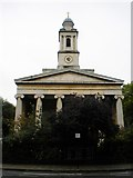 TQ2879 : St Peter's Church, Eaton Square SW1 by Robin Sones