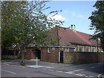 TQ1572 : St James Church Hall by Rob Gill