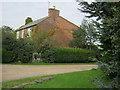 NZ3222 : Farmhouse at Stainton Hill House Farm by peter robinson