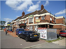 TQ1883 : The Plough public house, Alperton by Stacey Harris