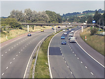 SD6211 : M61 Motorway by David Dixon