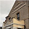 J5975 : Masonic Hall, Millisle (detail) by Albert Bridge