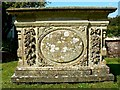 SU0053 : The Ledd Monument, Church of All Saints, West Lavington by Brian Robert Marshall