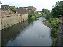 SK4293 : River Don, Rotherham by JThomas