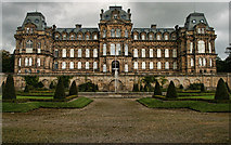 NZ0516 : Bowes Museum by Peter McDermott