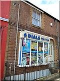 SU4212 : Shop in Northam Street by Basher Eyre