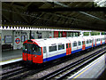TQ1678 : Boston Manor tube station by Thomas Nugent