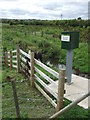 NZ3349 : River level recorder near Houghton-le-Spring by Malc McDonald