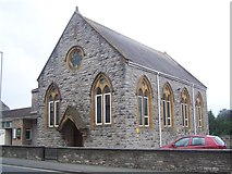 ST4837 : Street Baptist Church by Geoff Pick