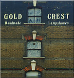 TQ4084 : 'Ghost sign', Upton Lane, Forest Gate by Jim Osley