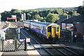 NY9464 : Hexham Railway Station by David Robinson