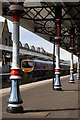 NZ4920 : Middlesbrough Railway Station by David Robinson