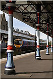 NZ4920 : Middlesbrough Railway Station by David Robinson