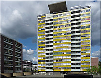 TQ3282 : Golden Lane Estate, Goswell Road (2) by Stephen Richards