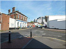 SU4212 : Junction of Brintons Road and Argyle Road by Basher Eyre