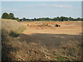 SP2280 : Active sand and gravel workings, Berkswell Quarry  by Robin Stott