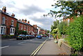 SP0384 : Terraced houses, Metchley Lane by N Chadwick