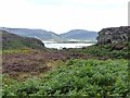 NM4238 : Moorland on Ulva by Oliver Dixon
