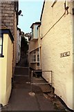 SW9980 : Rose Hill in Port Isaac by Steve Daniels