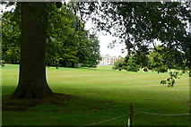 SP6737 : Stowe Park, golf course by Graham Horn