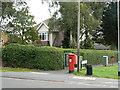 SK6439 : Shelford Road postbox ref NG12 18 by Alan Murray-Rust