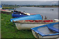 NU2604 : Boats at Amble by Stephen McKay