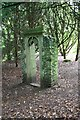 TG1431 : Mannington Church Ruins - Archway by John Salmon
