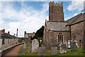 SS4728 : St Peter's Church opposite Torr House in Westleigh by Roger A Smith