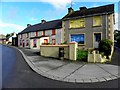 C2503 : Vacant houses, Raphoe by Kenneth  Allen
