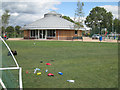 SP2382 : New recreation ground, Meriden  by Robin Stott