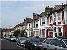 TQ2284 : Buxton Road, NW2 by Mike Quinn